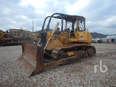 2001 JOHN DEERE 850C LT Crawler Tractor