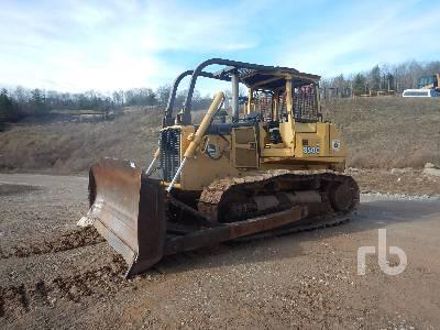 2000 JOHN DEERE 850C LT Crawler Tractor