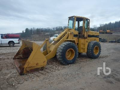 FORD GZ411V Wheel Loader