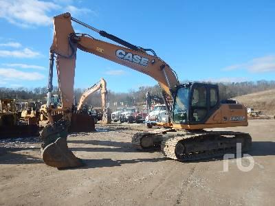 2012 CASE CX210C Hydraulic Excavator