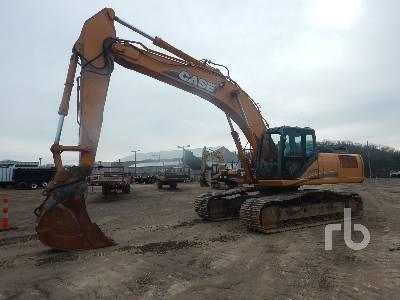 2011 CASE CX350B Hydraulic Excavator