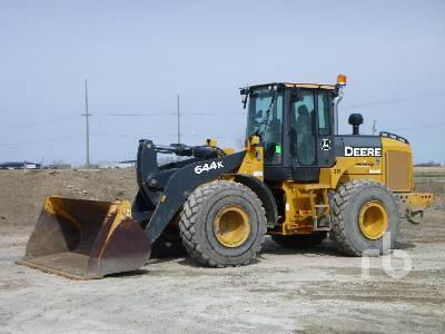 2013 JOHN DEERE 644K Wheel Loader
