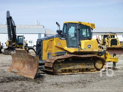 2017 JOHN DEERE 750K LGP Crawler Tractor