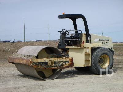 2001 INGERSOLL-RAND SD100D Smooth Drum Vibratory Roller
