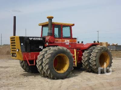 1984 VERSATILE 875 Series 3 4WD Tractor