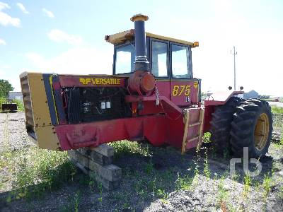 1980 VERSATILE 875 Parts Only 4WD Tractor