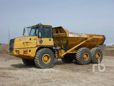 2006 JOHN DEERE 300D Articulated Dump Truck