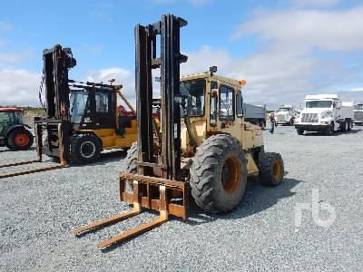 2001 INGERSOLL-RAND RT708H 4x4 Forklift