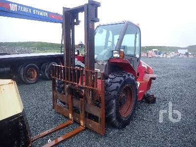 2007 MANITOU Forklift