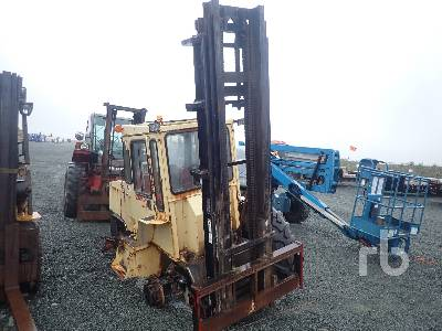 2001 INGERSOLL-RAND Forklift