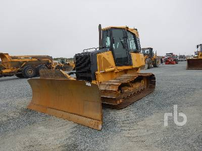 2006 JOHN DEERE 700J LGP Crawler Tractor
