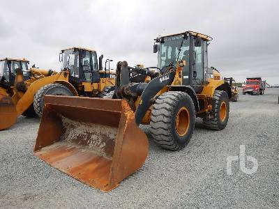 2011 JOHN DEERE 544K Wheel Loader