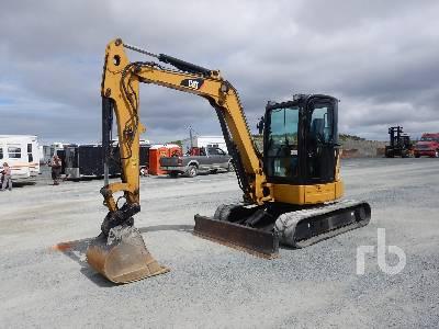 2012 CATERPILLAR 305.5E Mini Excavator (1 - 4.9 Tons)