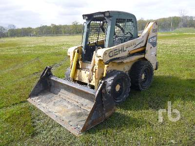 2005 GEHL 5640 Skid Steer Loader