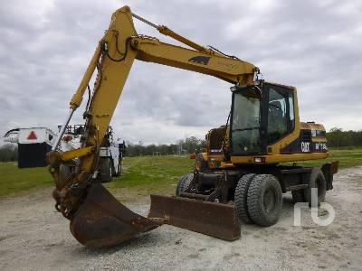 2003 CATERPILLAR M315 Mobile Excavator