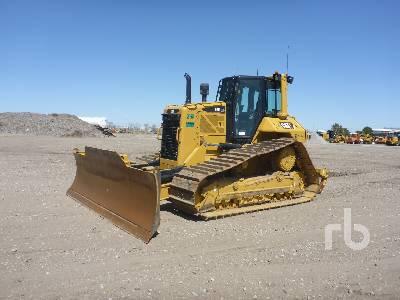 2015 CAT D6N LGP Crawler Tractor