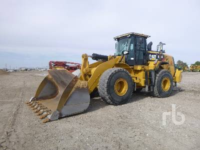 2013 CATERPILLAR 972K Wheel Loader