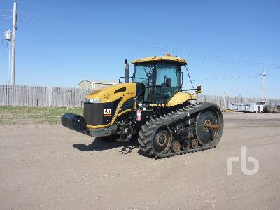 2006 CHALLENGER MT765B Track Tractor