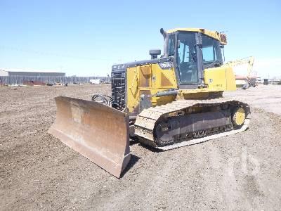 2014 JOHN DEERE 750K LGP Crawler Tractor