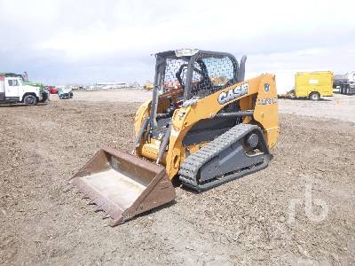 2013 CASE TR270 2 Spd Multi Terrain Loader