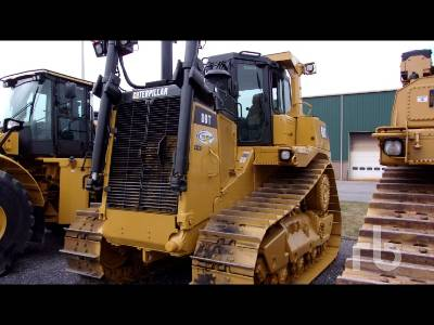 2006 CATERPILLAR D9T Crawler Tractor