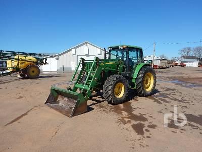 2012 JOHN DEERE 6430 PREMIUM MFWD Tractor