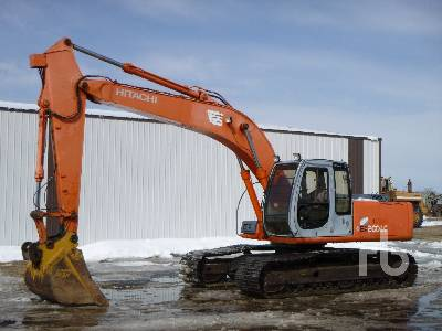 1996 HITACHI EX200LC-5 Hydraulic Excavator