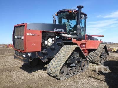 1998 CASE IH 9370 Quadtrac Track Tractor