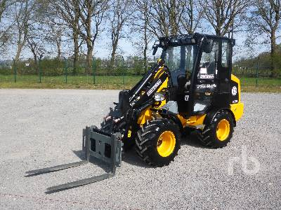 2019 JCB 403 Wheel Loader