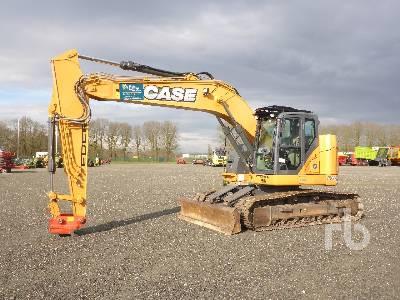 2014 CASE CX235C SR Hydraulic Excavator