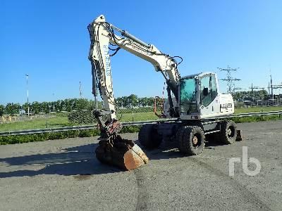 2007 TEREX TW160 Mobile Excavator