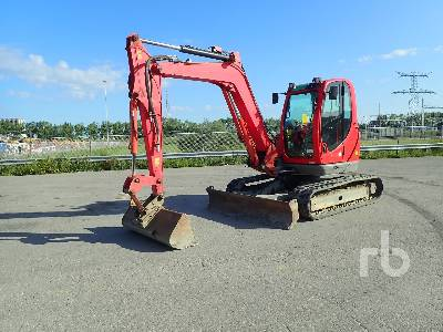 2011 JCB 8085 Midi Excavator (5 - 9.9 Tons)