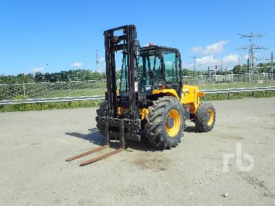 2008 JCB 926 4x4 Rough Terrain Forklift