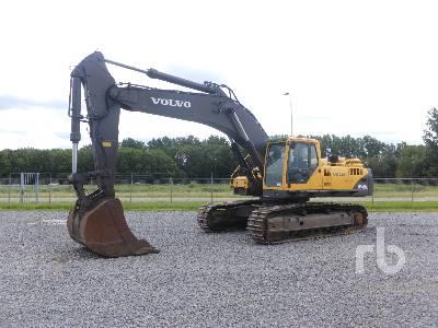 2005 VOLVO EC460BLC Hydraulic Excavator