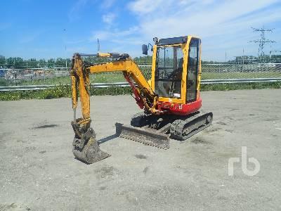 2012 VOLVO ECR28 Mini Excavator (1 - 4.9 Tons)