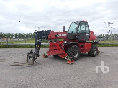 2011 MANITOU MRT2150 Telescopic Forklift Parts/Stationary Construction-Other