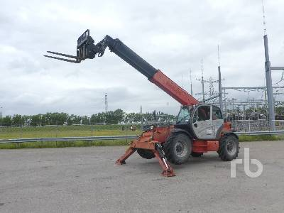 2008 MANITOU MT1840R 4x4x4 Telescopic Forklift
