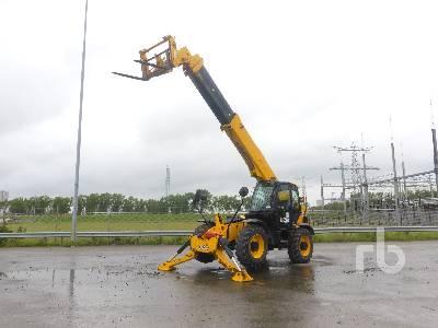 2017 JCB 540-170 4x4x4 Telescopic Forklift