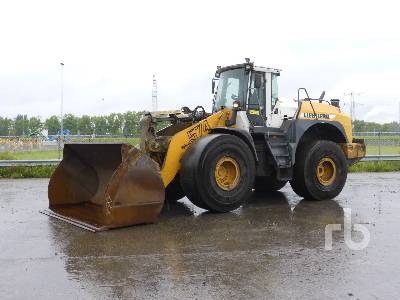 2005 LIEBHERR L574 Wheel Loader