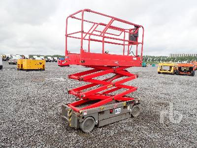 2008 HAULOTTE COMPACT 8 Electric Scissorlift