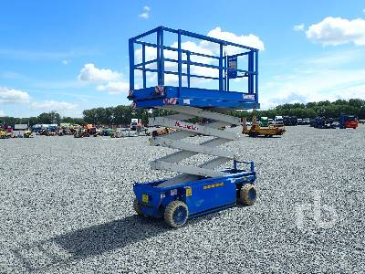 2007 HOLLAND LIFT Y83EL12 Electric Scissorlift