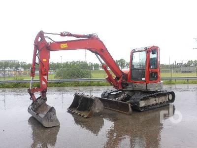 2011 VOLVO ECR88 Midi Excavator (5 - 9.9 Tons)