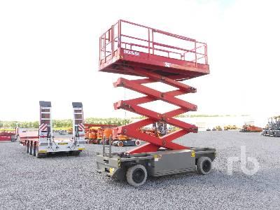 1999 HOLLAND LIFT Q135EL18 Electric Scissorlift