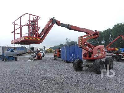 2007 HAULOTTE HA16PXNT 4x4x4 Articulated Boom Lift