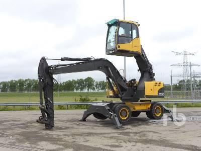 2008 VOLVO EW160C Mobile Excavator