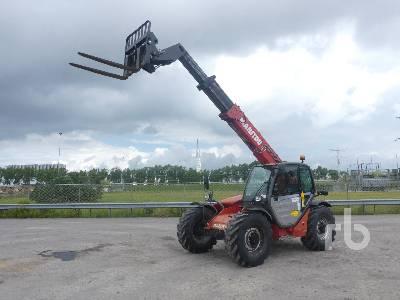 2011 MANITOU MT932 4x4 Telescopic Forklift