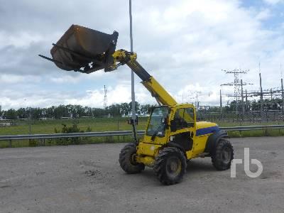 2009 JCB 524-50 4x4x4 Telescopic Forklift