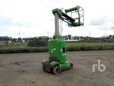 2005 HAULOTTE STAR 10 Electric Vertical Manlift Boom Lift