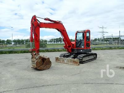 2010 VOLVO ECR88 Midi Excavator (5 - 9.9 Tons)