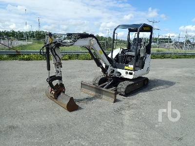 2011 BOBCAT 325EG Mini Excavator (1 - 4.9 Tons)